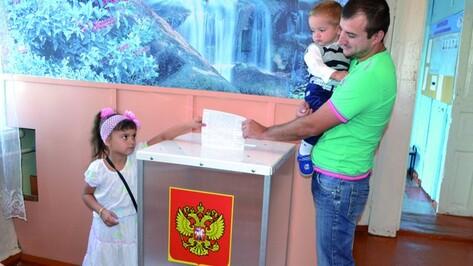 В Калачеевском районе Алексей Гордеев на выборах губернатора набрал 80,75% голосов