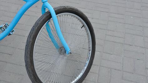 В Воронеже на переходе сбили 12-летнего велосипедиста