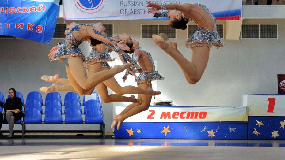 Воронеж примет международный турнир по эстетической гимнастике