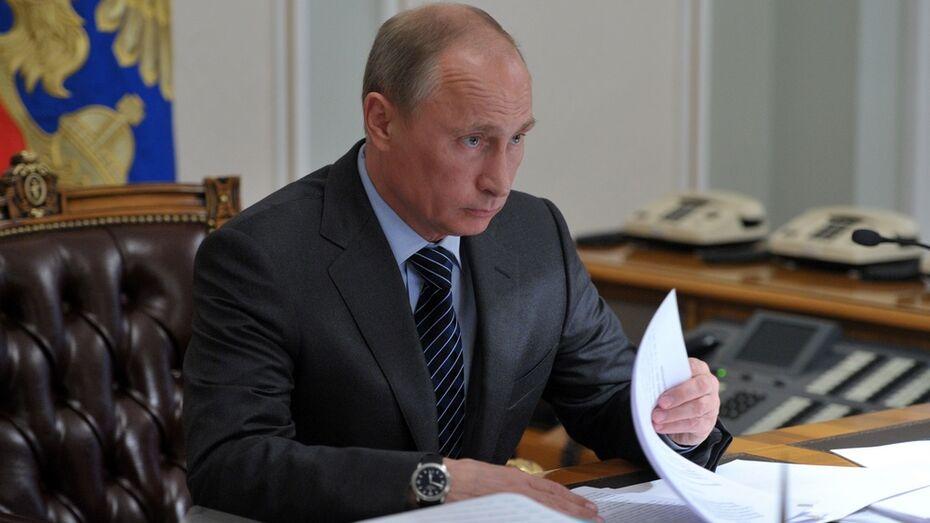 Владимир Путин подписал указ об уничтожении санкционных продуктов