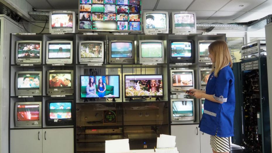 Жителей Воронежа предупредили о перерывах в телевещании