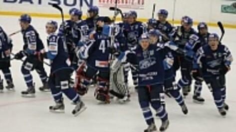 Хоккеисты «Россоши» в двух матчах уверенно переиграли «Брянск»