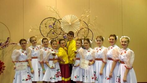 Поворинские танцоры стали лауреатами всероссийского фестиваля «Провинциальные танцы»