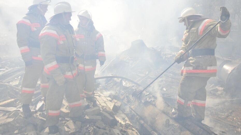 У ребенка, погибшего при пожаре в Каширском районе, практически не было шансов на спасение