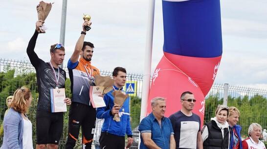 Бутурлиновец стал серебряным призером финала Кубка России по лыжероллерным гонкам
