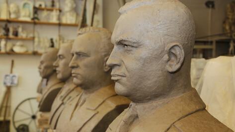 Ко Дню города в Воронеже появится «Аллея Героев»