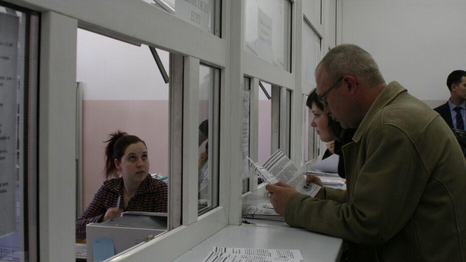 Воронежский Росреестр за 10 дней принял 12 тыс заявлений на регистрацию прав