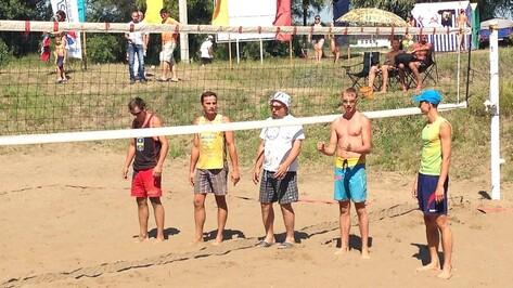 Волейболист-пляжник из Бутурлиновки завоевал «серебро» на всероссийском турнире