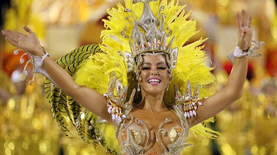 В Бразилии начался ежегодный традиционный карнавал