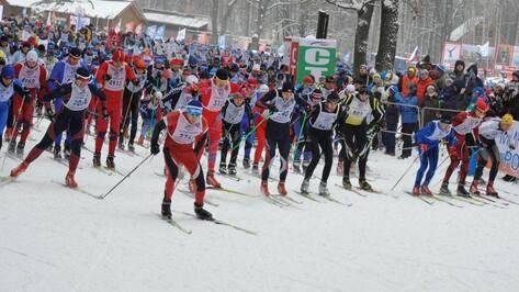 «Лыжня России» пройдет в Воронеже 10 февраля