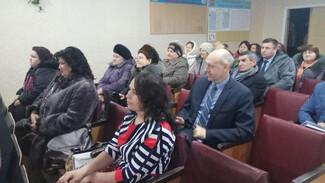 Зампред облправительства встретился с активными жителями Гороховского сельского поселения