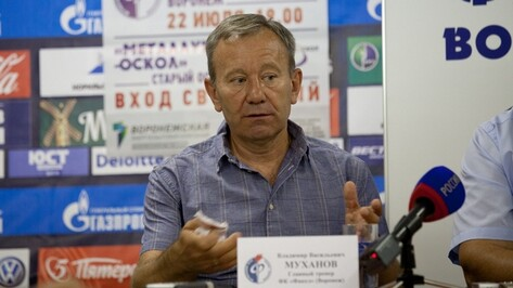 Владимир Муханов : «У меня в душе теплится надежда, что «Факел» будет играть в Премьер лиге»