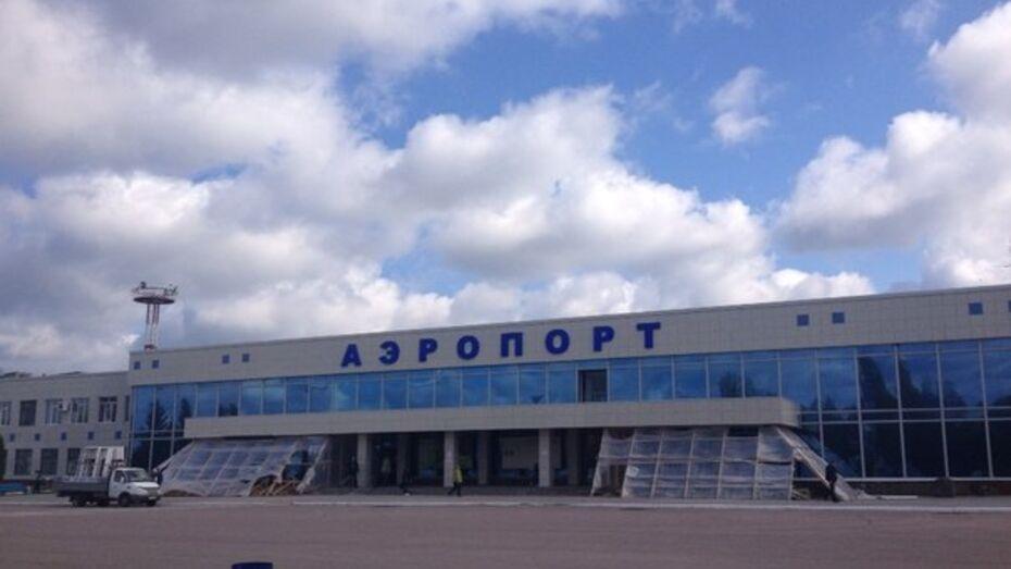 Воронежский аэропорт возобновил работу