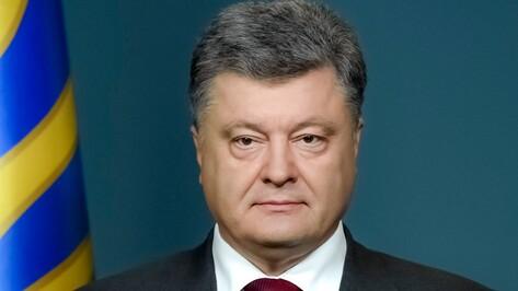 Петр Порошенко призвал Арсения Яценюка уйти в отставку
