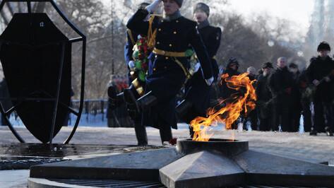 Власти рассказали о мероприятиях ко Дню освобождения Воронежа