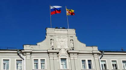 Структуру мэрии Воронежа предложили поменять