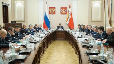 Власти обсудили вопросы антитеррористической защищенности Нововоронежской АЭС
