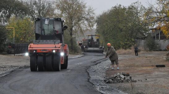 На ремонт дорог в Репьевском районе потратили 49 млн рублей