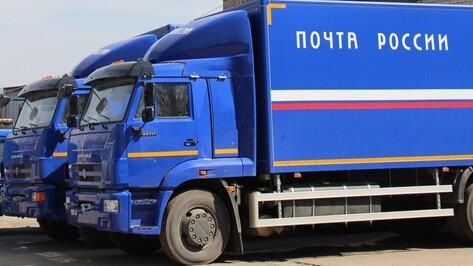 Доставку почты в Воронежской области ускорят новые «КамАЗы»