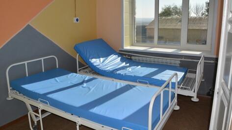 Хирургическое отделение в Воробьевке перепрофилировали для лечения пациентов с COVID-19