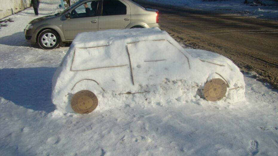 Житель Новохоперска стал обладателем необыкновенного автомобиля
