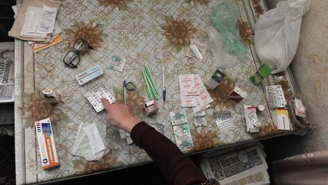 Более 18 тыс воронежцев с подозрением на ковид находятся под наблюдением врачей