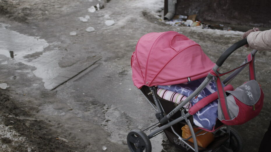 Управа Коминтерновского района Воронежа прокомментировала падение наледи у остановки