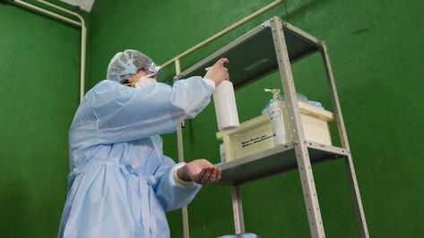 Коронавирусом заразились 212 жителей Воронежской области за сутки