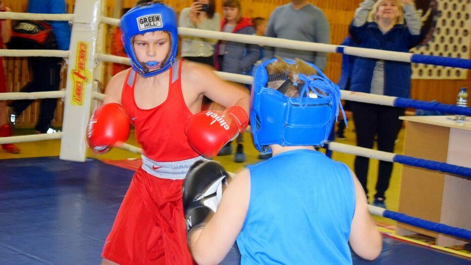 Грибановские боксеры завоевали 6 золотых медалей на открытом районном турнире