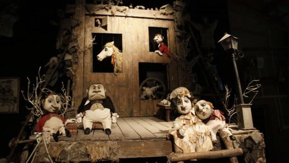 Архивные спектакли покажет онлайн Воронежский театр кукол