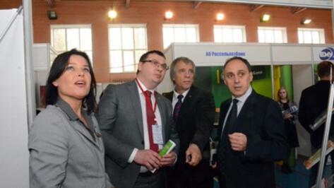 В Воронежском ГАСУ открылась выставка-форум ЦФО о тенденциях в строительстве