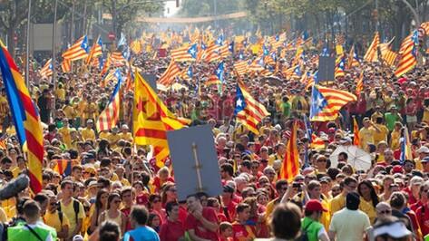 Парламент Каталонии одобрил резолюцию об отделении от Испании