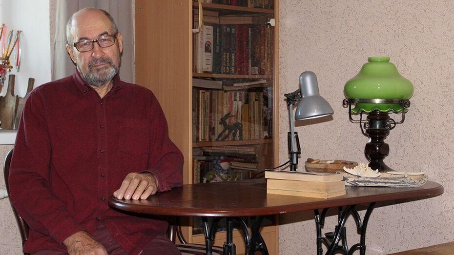 Борисоглебец удостоился звания Народного мастера Воронежской области