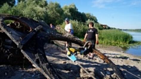 Водолазы не нашли на дне Дона башню от танка «Клим Ворошилов»