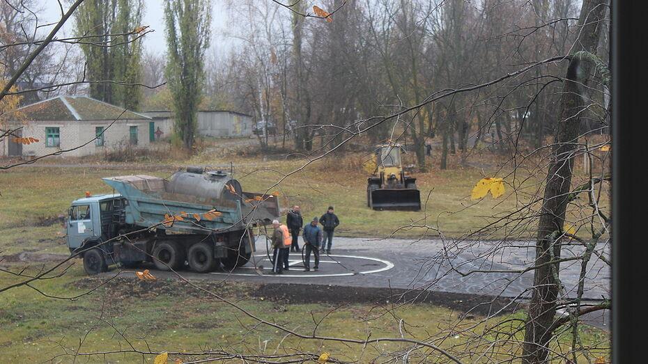 Круглосуточную вертолетную площадку для санавиации построят в Таловском районе