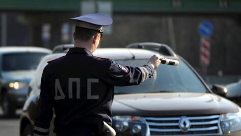 Воронежские инспекторы нашли более 1 тыс нарушений в ходе «тонировочных» рейдов