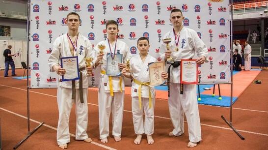 Каширский тренер взял «золото» чемпионата и первенства по кекусинкай-карате