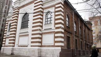 Легенды Воронежа. Старинная синагога