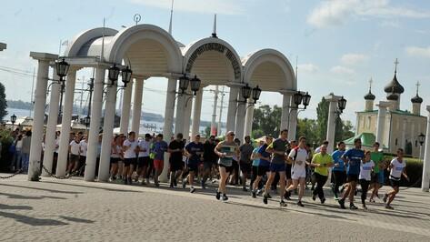 Организаторы Воронежского марафона проведут 3 забега в 2017 году