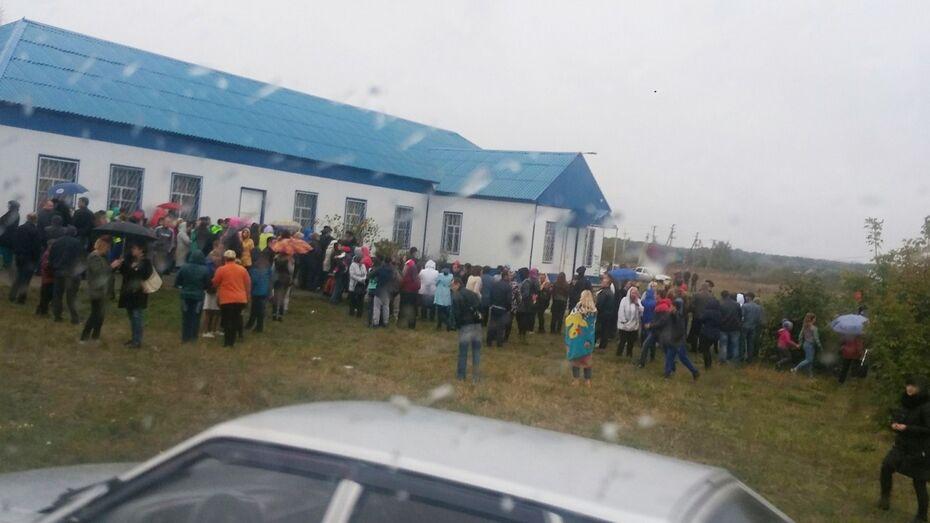 Участники «Битвы экстрасенсов» заморозили жителей воронежского села