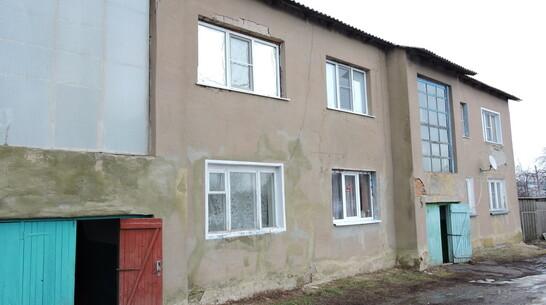 В Кантемировке начали расселение жильцов из аварийного дома