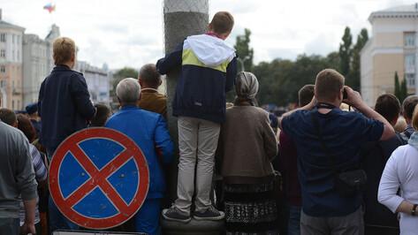В Воронеже перекроют площадь Ленина 6 и 8 сентября из-за присяги курсантов