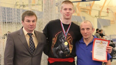 Воронежский борец завоевал путевку на первенство Европы в Венгрии