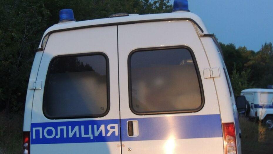 Полицейские забрали у воронежца обрез «Мосинки»