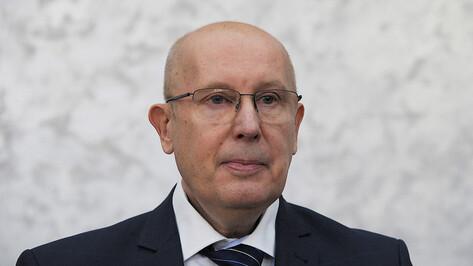 Игоря Есауленко переизбрали ректором воронежского медуниверситета