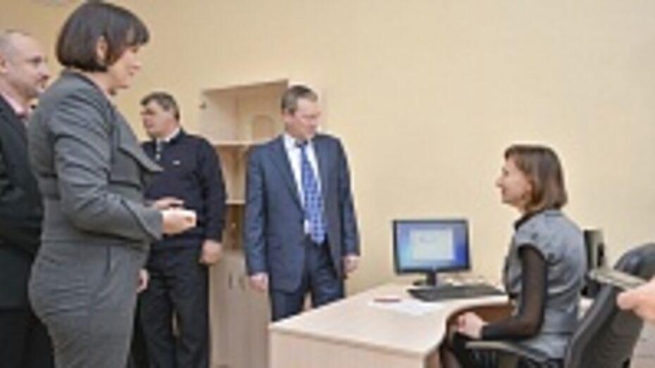 Жители трех сельских поселений Острогожского района смогут получать госуслуги рядом с домом
