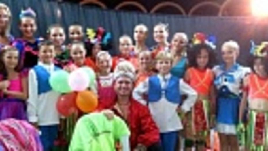 Семилукские танцоры стали лауреатами международного конкурса