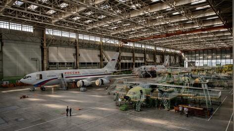 В небо над Воронежем поднимется самолет из «президентской серии»