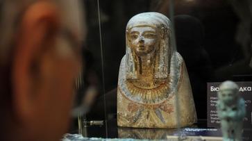 Воронежский музей Крамского открыл обновленную египетскую экспозицию