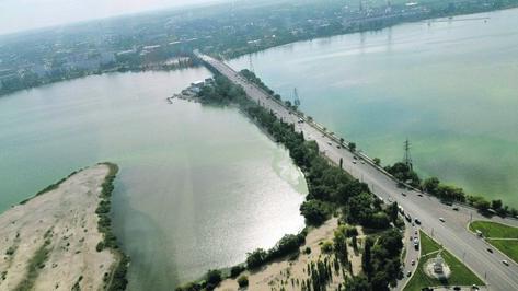 Концепция намывного острова на Воронежском водохранилище  пройдет общественное обсуждение